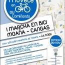 I Marcha en bici Moaña – Cangas