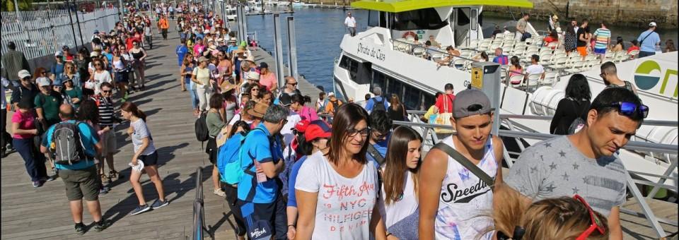 Despois de anos de deixadez por parte da Administración, o Movemento Ecoloxista celebra que, por fin, se faga cumprir o cupo de visitantes diarios ás illas Cíes