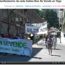 Milleiros de voces en Vigo contra as agresións ao litoral
