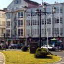 Patrimonio ordena paralizar as obras das rotondas en Pontedeume