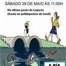 SÁBADO 29 DE MAIO ÁS 11::00h ROTEIRO POLA XUNQUEIRA DO LAGARES